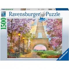 amore a parigi - puzzle 1500 pezzi