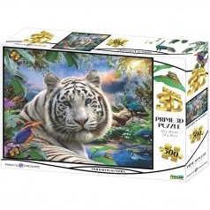 puzzle 3d 500 pezzi - tramonto a sumatra
