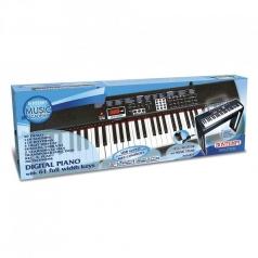 tastiera 61 tasti con gambe
