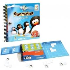 parata dei pinguini - rompicapo con 48 sfide