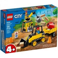 60252 - bulldozer da cantiere