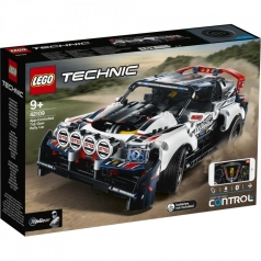 42109 - auto da rally top gear telecomandata