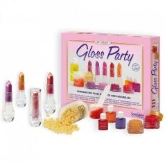 gloss party - crea i tuoi prodotti di bellezza