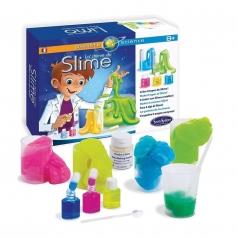 la chimica dello slime - laboratorio dello slime
