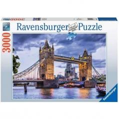 la bellissima citta di londra - puzzle 3000 pezzi