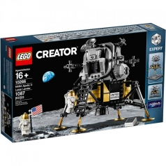 10266 - nasa apollo 11 lunar lander eagle one