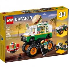 31104 - monster truck degli hamburger