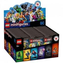 71026 - dc super heroes minifigures bustina singola