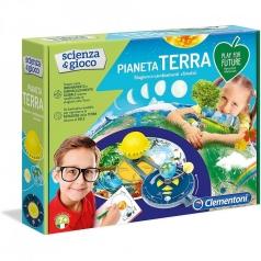 scienza e gioco - pianeta terra