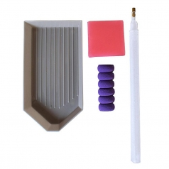 simple tool pack - diamond dotz kit con vaschetta e penna