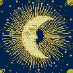 moon mandala - diamond dotz intermediate 50448 30,48x30,48cm
