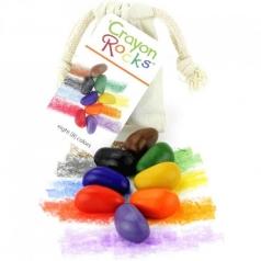 crayon rocks - set di 8 pastelli a cera