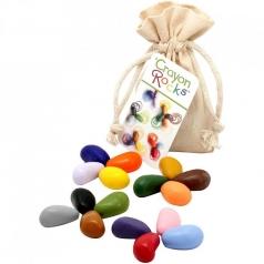 crayon rocks - set di 16 pastelli a cera