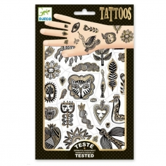 tatuaggi - dorato chic