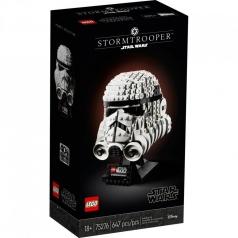 75276 - stormtrooper casco da collezione