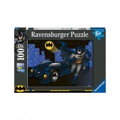 batman con bat-segnale - puzzle 100 pezzi xxl