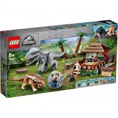75941 - indominus rex contro ankylosaurus