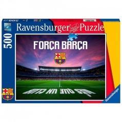 camp nou - puzzle 500 pezzi