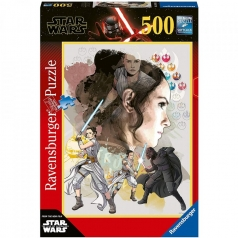 l'ascesa di skywalker - puzzle 500 pezzi