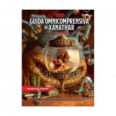 dungeons and dragons 5a ed. - guida omnicomprensiva di xanathar