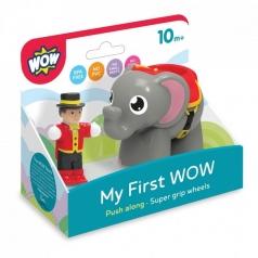 my first ellie & showman - elefante ellie con domatore