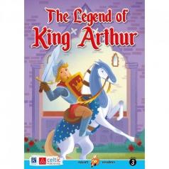 the legend of king arthur smart readers level 3 + cd