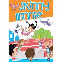 skinny winnie - smart readers level 3 + cd