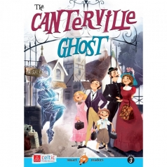 the canterville ghost - smart readers level 3 + cd