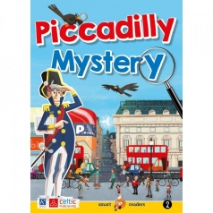piccadilly mystery - smart readers level 3 + cd