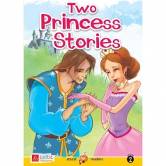 two princess stories - smart readers level 2 + cd