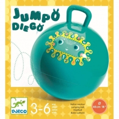 jumpo diego - pallone salta salta con maniglia
