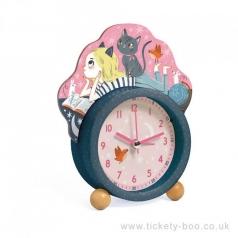 orologio sveglia - piccolo gattino