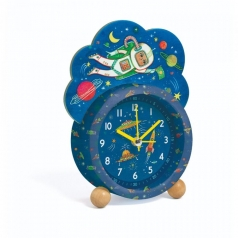 orologio sveglia - astronauta nello spazio