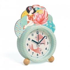 orologio sveglia - pesci tropicali