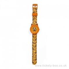 orologio analogico impermeabile - tigre