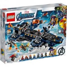 76153 - helicarrier degli avengers
