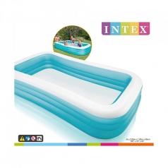 piscina gonfiabile family 305 x183 x 56 cm