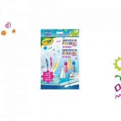 laboratorio di pennarelli multicolori - set ricarica