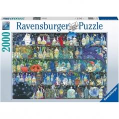 veleni e pozioni - puzzle 2000 pezzi