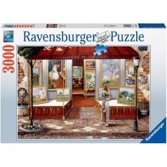 gallery of fine arts - puzzle 3000 pezzi