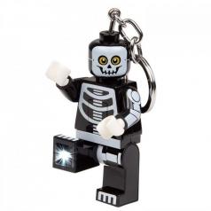 lgl-ke137 - scheletro - portachiavi con torcia led