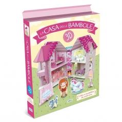 la casa delle bambole 3d. ediz. a colori