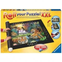 roll your puzzle xxl 1000-3000 pezzi - tappetino per arrotolare puzzle