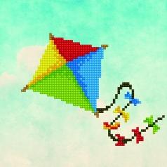 kite - diamond dotz beginner 50499 20,32x20,32cm