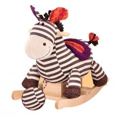 rocking zebra - cavallo a dondolo