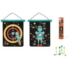freccette e bersaglio magnetico medio 40x31 - robot