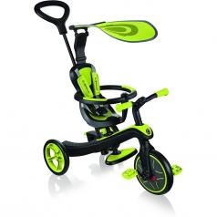 globber triciclo xplorer trike 4in1 verde lime