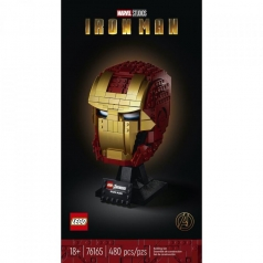 76165 - casco di iron man