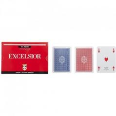 ramino excelsior - mazzo carte da gioco francesi