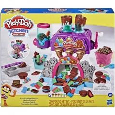 play-doh - la fabbrica dei cioccolatini